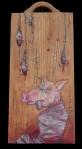 Piggy in a Blanket by Chris Ferrino