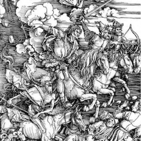 Albrecht Durer - The Four Horsemen of the Apocalypse