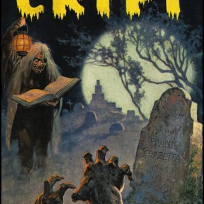 Frank Frazetta - Tales From the Crypt 1964