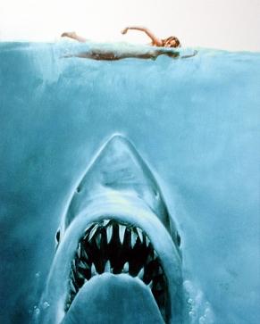 Roger Kastel - Jaws