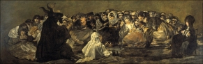 Francisco Goya - Witches Sabbath